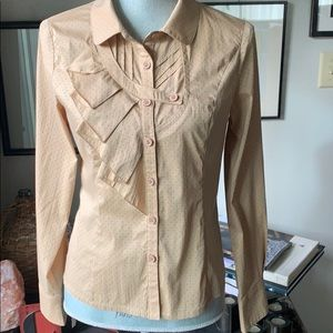 Tops - Polka dot cotton shirt